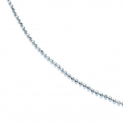 Cavendish French Sterling Silver Popcorn Chain 1760