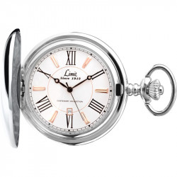 Limit Pocket Watch and Chain 5892