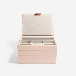 Stackers Blush Classic Jewellery Box Set of 3 73775