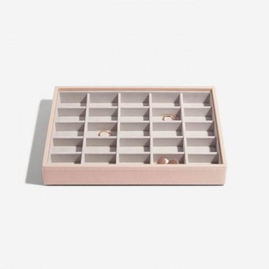 Stackers Blush Classic Jewellery Box Set of 3 73775