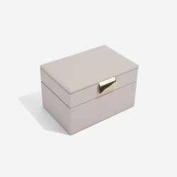 Stackers Taupe Mini Jewellery Box Set of 2 73895