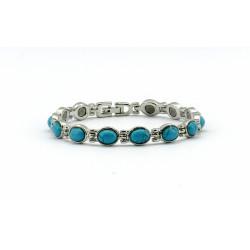 Magnetic Turquoise Bracelet BR105M