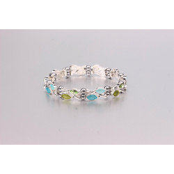 Magnetic Hematite Bracelet MH3493