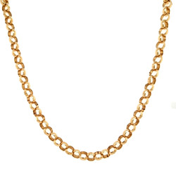Pre Owned 9ct Belcher Chain ZL92