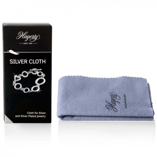Hagerty Silver Clean Cloth