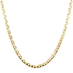 Pre Owned 9ct Marine Link Chain ZL286