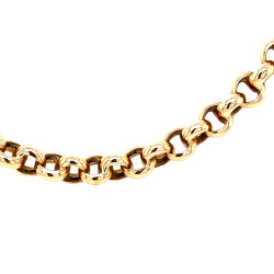 Pre Owned 9ct Belcher chain ZL388