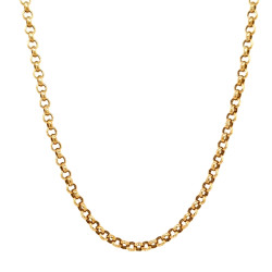 Pre Owned 9ct Belcher chain ZL390