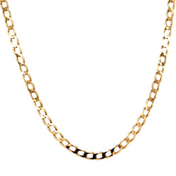Pre Owned 9ct Curb Chain ZL445